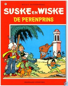 Strip - Suske en Wiske - De perenprins
