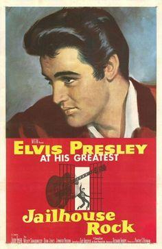 #elvis #presley #jailhouse rock