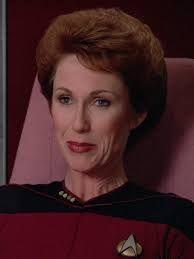 Captain Louvois, Starfleet JAG