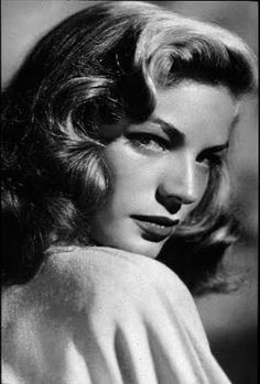 lauren bacall is a babe