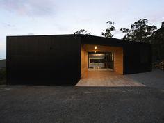 Casas construidas con contenedores. Container house.