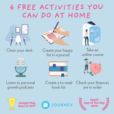 Feeling bored at home? Take care of your mental health by keeping yourself occupied with self-improvement activities. Here are some of the free things you can do at home. Self Care Activities, Free Activities, Metal Health, Positive Affirmations Quotes, Get My Life Together, Things To Do When Bored, Healthy Mind And Body, Self Improvement Tips, Personal Goals