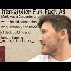 Markiplier fun fact #3