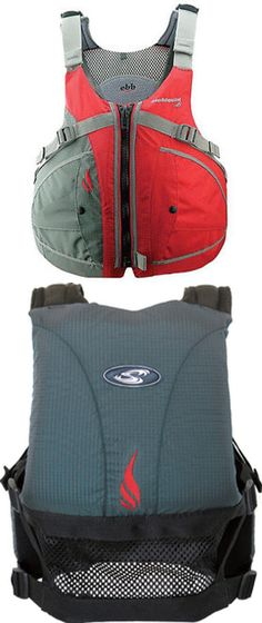 Life Jackets and Preservers 15262: Stohlquist Ebb Sm Md Fireball Red Gray Pfd -> BUY IT NOW ONLY: $65 on eBay!