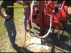 BoreMaster Water Well Drilling Demo Drill Rig