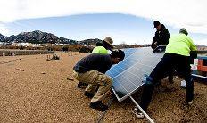 The Boulder Inn becomes the most solar powered hotel in Boulder County #boulder #hotel #bestwestern #CUbuffs #businesstravel