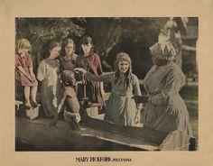 Lobby Card from film Pollyanna