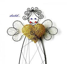 Angel ♥ LOVE  SAShE.sk - Handmade Sisustus