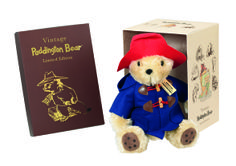 Limited Edition Collector Paddington in a Box   (c) {Rainbow Designs Ltd}. all rights reserved