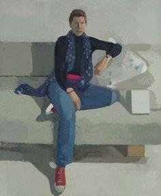 Alix (2009) by John Dubrow, via Artsy