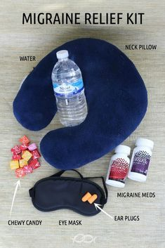 Acupressure Headache Migraine relief kit necessities - Do you suffer from migraines? Home Remedies For Sinus, Sinus Infection Remedies, Natural Headache Remedies, Holistic Remedies, Migraine Triggers, Chronic Migraines, Migraine Headache, Instant Migraine Relief, Migraine Diet