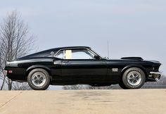 """A product of the Ford Motor Company, the 1969 Ford mustang boss 429 also branded as the """"Boss 9″ by fans is perhaps one of the rarest and most prized muscle cars in existence. The..."""