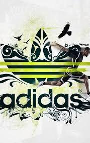 Resultado de imagen para adidas logo graffiti vector