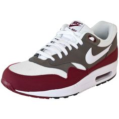 Sneaker Nike Air Max 1 Essential white/red ★★★★★