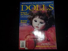 Dolls Magazine October 2001