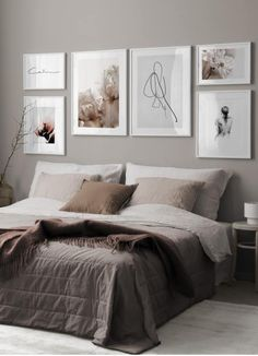Bedroom Wall, Bedroom Decor, Bedroom Ideas, Above Bed, My New Room, Modern Bedroom, Modern Wall, Cheap Home Decor, Home Decor Accessories