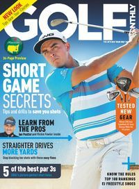 Members of Darlington Libraries can now read Golf Monthly magazine for FREE on a computer, tablet or mobile phone - click the image to get started.