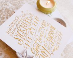 New Vows Print