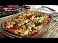 Enchilada drobiowa :: Ekspresowo SkutecznieTv - YouTube