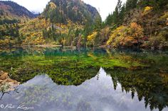jiuzhaigou chine automne 12