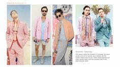 S/S '15 - Stylesight - Summer tailoring