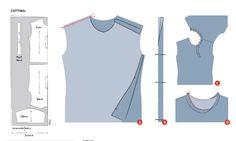 free t shirt sewing pattern