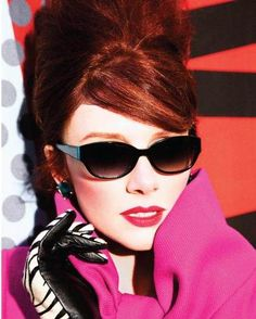 Top celebrities Celebrity Sunglasses Watcher Can't find glasses? We will help Recent Posts Celebrity Sunglasses Watcher Brand of frame Style Styles of frame Celebrity Sunglasses, Sunglasses Women, Kate Spade Glasses, Bryce Dallas Howard, Creative Hairstyles, Jessica Chastain, Vintage Glamour, Sunglasses Accessories, Beauty Women