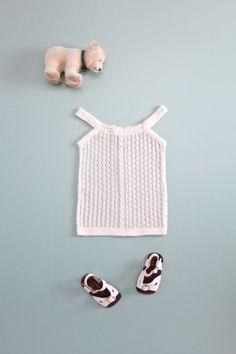 Crochet Top Ivory
