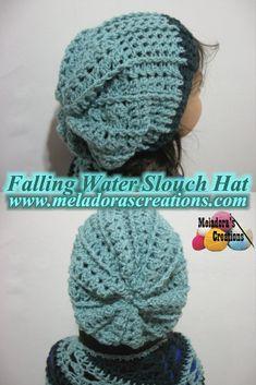 Falling Water Slouch Hat