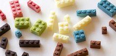 Um designer criou peças de LEGO de chocolate que vão deixar você babando! | Nerdivinas