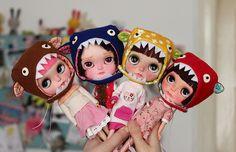 My little monster gang