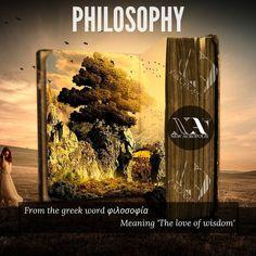 "Philosophy 'For the love of wisdom'. ""Wisdom begins in wonder. Socrates, Greek Words, Acropolis, Philosophy, Meant To Be, Wisdom, Love, Greek Sayings, Amor"