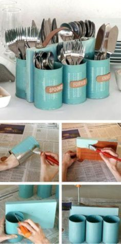 Simple and Easy DIY Home Decor Craft Projects to Try 42