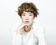 Double/AYA NISHIKAWA 髪型 ヘアスタイル