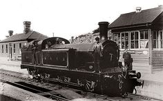 """""""A Matthew Stirling (Patrick's brother), Hull and Barnsley Railways CME designed class tank locomotive. Holland, Retro Pictures, Steam Railway, British Rail, Old Trains, South Yorkshire, Barnsley, Rolling Stock, Steam Engine"""