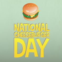 September 18th is Cheeseburger Day. What is your favorite place to grab a burger? #food | Vintages Texas - Murphy, TX