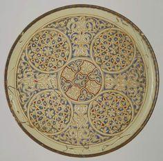 Plate [Syria] (91.1.1533)   Heilbrunn Timeline of Art History   The Metropolitan Museum of Art