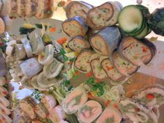 Seafood Appetizer  Antipasto di pesce
