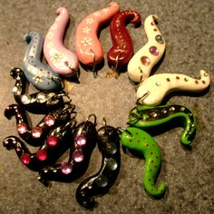 Tentacle Necklaces