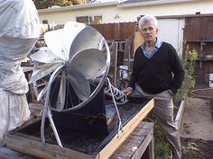 Nation wide wind energy facts. http://www.diywindturbine.us/domestic-wind-power.html Wind-Powered Greywater Evaporator - 1