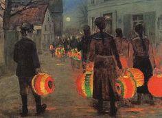 Anna Petersen ~ Danish Women Painters: 1893 Exposition  ~ title unknown