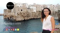 Backstage - Photo Shooting a Polignano a mare | stephanieclub