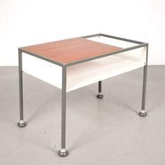 Located using retrostart.com > Side Table by Unknown Designer for Tomado