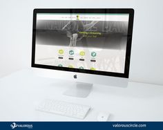 Web Design Grand Rapids MI by Valorous Circle for AFC, Inc.