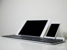 Während eine Tastatur für den Mac oder euren Rechner die normalste Sache der Welt ist, benötigt man diese für ein mobiles Device wie Smartphone oder Tablet nicht zwingend. Möchte man jedoch längere Texte auf solchen …