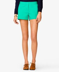 Essential Waist Pocket Shorts from FOREVER 21 on Catalog Spree, my personal digital mall.