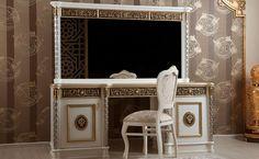 Artemis Classic Bedroom - Luxury Classic Bedroom Set