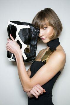Karlie Kloss for Burberry Prorsum Fall 2013