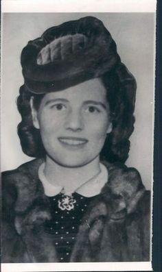 1941 Winston Churchill Daughter Mary Soames Wire Photo   eBay