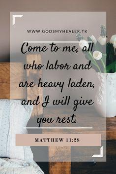 "Rest Isn't Found In ""Me Time"" | godsmyhealer"